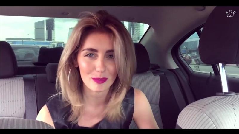 Девушка в машине зачитала Реп 🤗