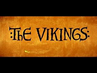 Викинги_The Vikings_(1958) фильм дублирован на киностудии