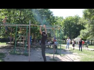 LUGA SPORT FEST 2018 Леонид Свиридов
