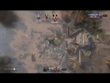 My poor glide bomb was cockblocked. COD WWII