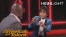 Shin Lim Blows Minds With Unbelievable Card Magic America's Got Talent 2018