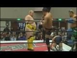Daichi Hashimoto, Ryuichi Kawakami, Hideyoshi Kamitani vs. Ryota Hama, GAINA, Yasufumi Nakanoue (BJW - BJ-Style #16)