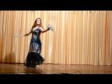 New oriental dance from Daria Bessonova