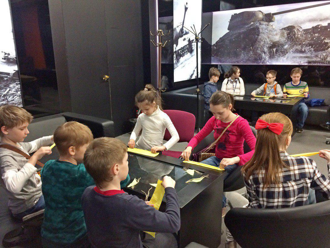 Четвероклашки из Лианозова посетили Центральный музей Великой Отечественной войны