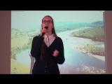 Мищенкова Мария. Конкурс патриотической песни