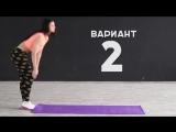 Упражнение вакуум. Лучшее упражнение для...го живота (360p).mp4