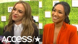 'The Flash' Stars Danielle Panabaker &amp Candice Patton Address Those Season 5 Premiere Reveals