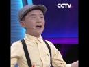 мальчик классно поет йодлем