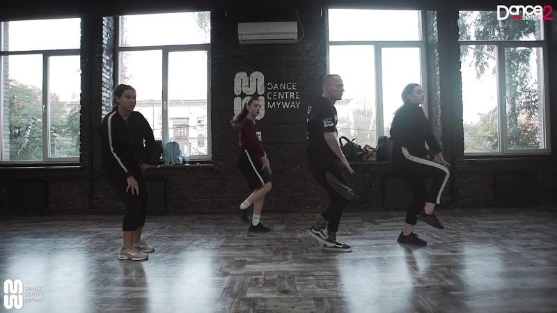 Wande Coal - Ballerz - choreography by Maxim Dumendyak - Dance Centre Myway