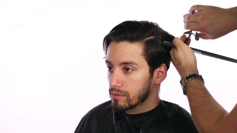 MENS HAIRCUT TUTORIAL - TheSalonGuy