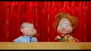 Домашний кукольный театр Буратино. Сказка Колобок