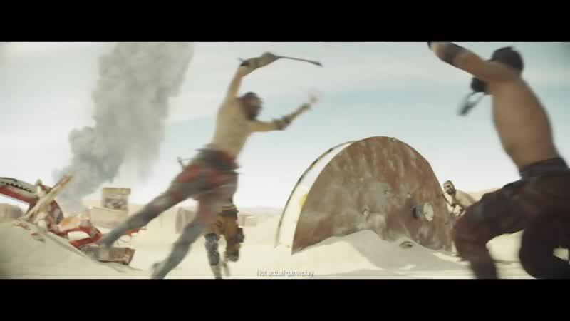 Live-action трейлер Borderlands 2 VR.