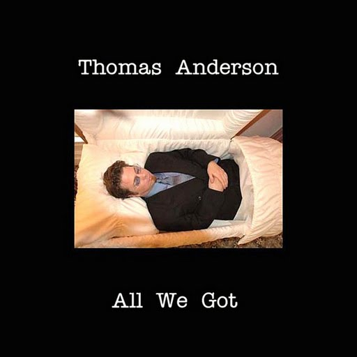 Thomas Anderson альбом All We Got