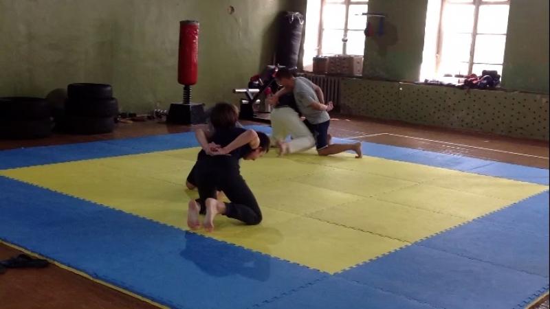 Упражнения для развития борцовских качеств Киров мма спорт бокс