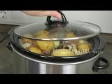 Что будет, если МЯСО с картофелем готовить 6 часов