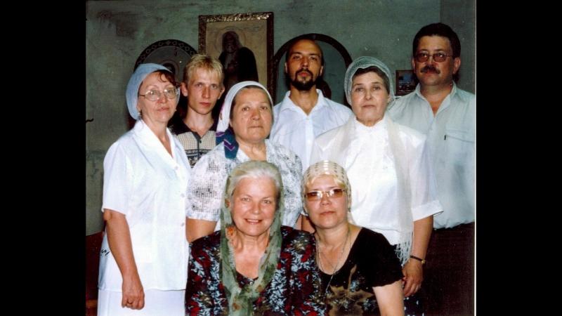 Хор храма равноапостольного князя Владимира.г Шахты.