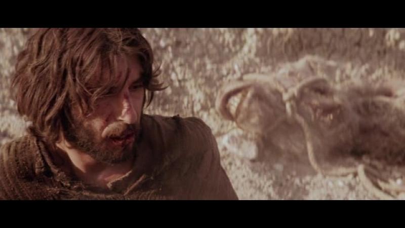 Участь предателя Иуды - Страсти Христовы (2004) [отрывок / сцена / момент]