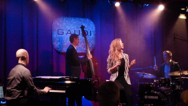 Кристина Ковалёва и Old Fashioned Trio 30.09.2018 - 2
