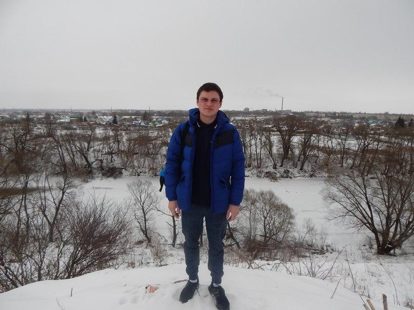 Сергей Савин | Данков