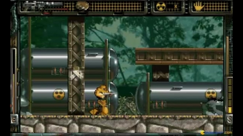 Colony 28 gameplay (PC Game, 1997)