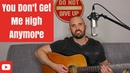 You Don't Get Me High Anymore - Three Days Grace (Acoustic Cover)