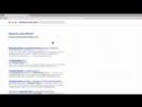 Образец №9. Видео визитка google.