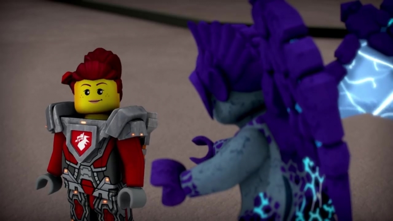 Возвращение Монстрокса– LEGO NEXO KNIGHTS - Глава 1