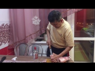 Как пьют водку в Якутии