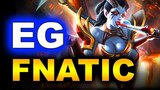 EG vs FNATIC - AMAZING GROUPS FINAL! - GESC THAILAND MINOR DOTA 2