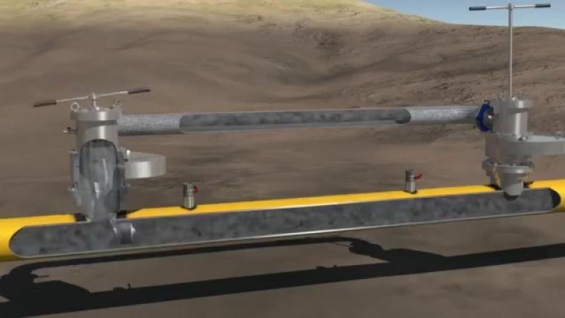Врезка под давлением в газопровод