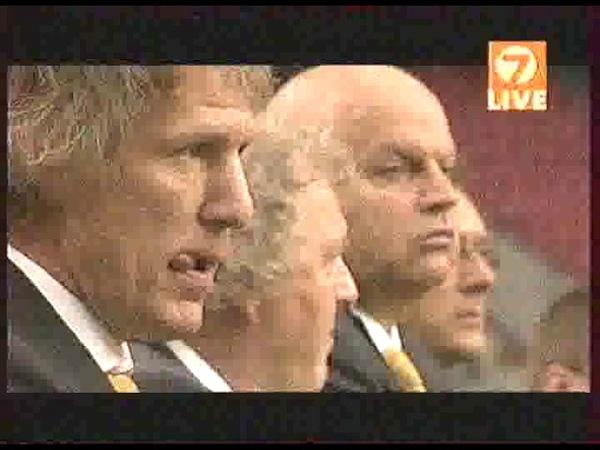 23.08.2008 Суперкубок Нидерландов Фейенорд (Роттердам) - ПСВ (Эйндховен) 0:2 2 тайм