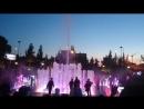 Новый фонтан в Калининграде. Сквер Биржевой.