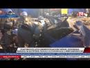 Новые подробности аварии с жертвами в Симферопольском районе: легковушка выехала на полосу встречного движения и столкнулась с м