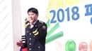181103 평택시 음식문화경연대회 경기경찰홍보단 김준수 널 사랑한 시간에[4k]