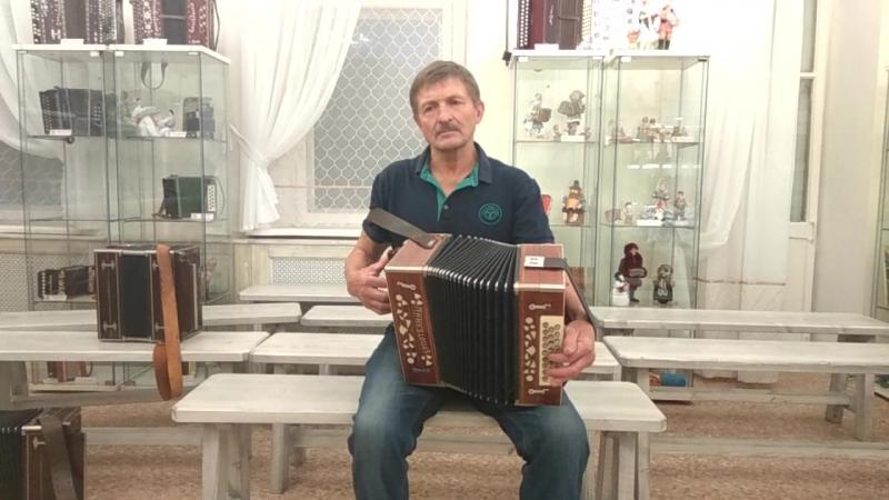 Алексей Тихонович Девушка с распущенной косой