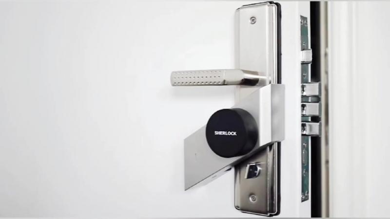 Электронный замок на дверь. ▶Заказать можно тут: 🔥 © alipab.ru. Видеозапись…