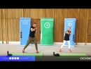 45 minute fat burning, fun home cardio workout (with modifiers)