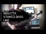 Rosetta Stoned bass line by Tool