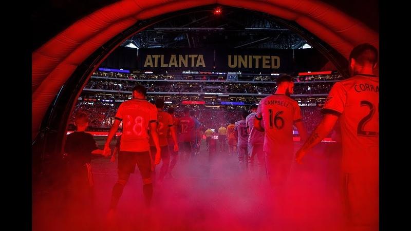 HIGHLIGHTS: ATL UTD vs Chicago Fire - U.S. Open Cup | June 20, 2018