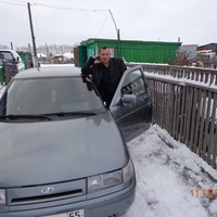 Анкета Виталий Костин