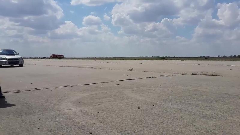 SUBARU vs ВАЗ 2109 10.06.2018 Драг Рейсинг в Октябрьском