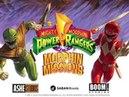 Power Rangers Morphin Missions Геймплей Трейлер
