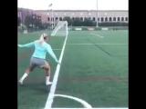 Люблю я женский футбол. И не зря!