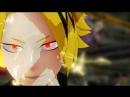 【MMD BNHA】Streaming Heart - [Denki]