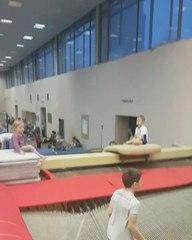 Акробатика и САМБО в Москве в Instagram: «#ДмитрийСтепанов #двасдвумя #Асклуб #Акробатика #trampoline #tumbling»