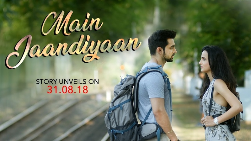 Main Jaandiyaan Official Teaser Sanaya Irani Arjit Taneja Story Unveils on 31st Aug