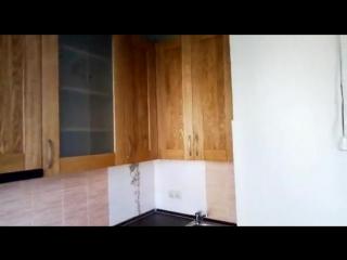 Кухня из массива дуба