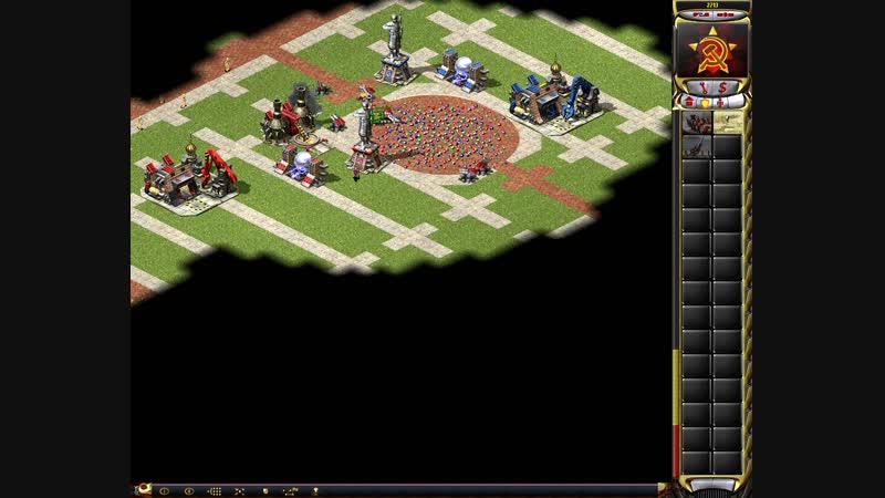 CC Red Alert 2 (HM) 281118(21)- Ibra vs Artemis