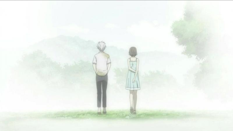 Uchiage Hanabi   Hotarubi no Mori e