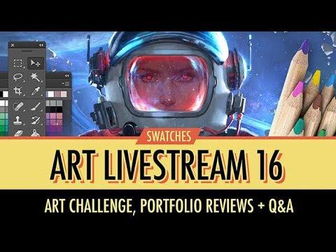 Art Livestream No.16